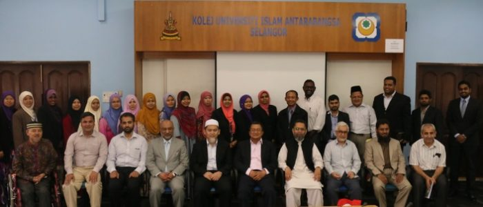 Islamic Economic and Finance Research ROUNDTABLE DISCUSSION ON MAQASID SHARI'AH