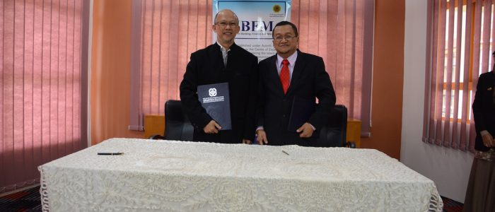 Islamic Economic and Finance Research ROUNDTABLE DISCUSSION / MOU WITH CIBFM, BRUNEI